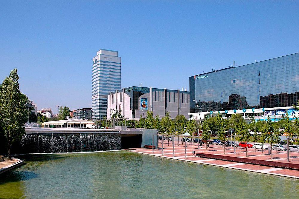 Visitar torre millenium en Sabadell