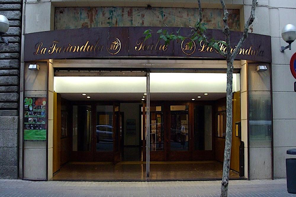 Teatro Joventut de la Farandula