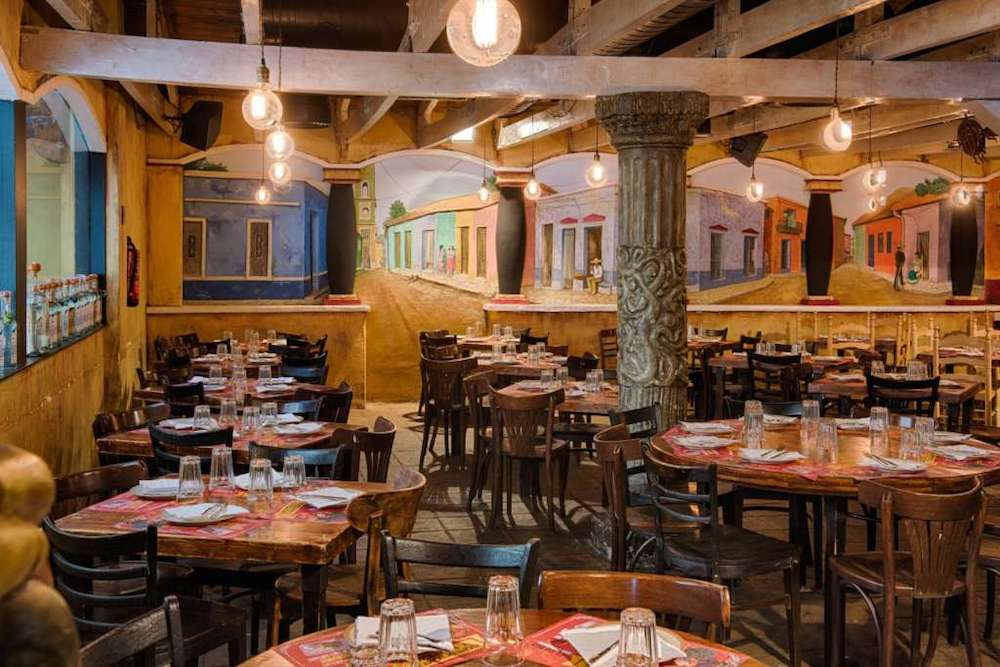 Restaurante El Pendejo en Sabadell