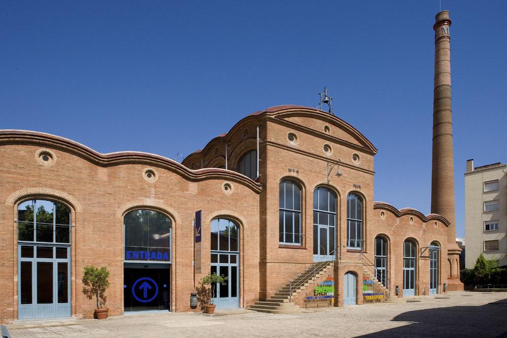 Museo nacional de la ciencia y la técnica de Cataluña