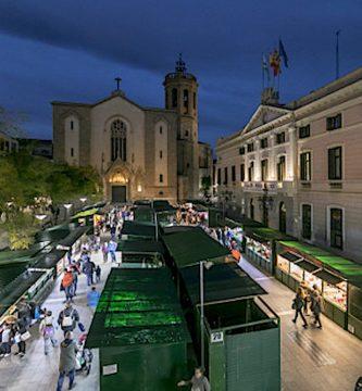 La Feria de Santa Lucia en Sabadell