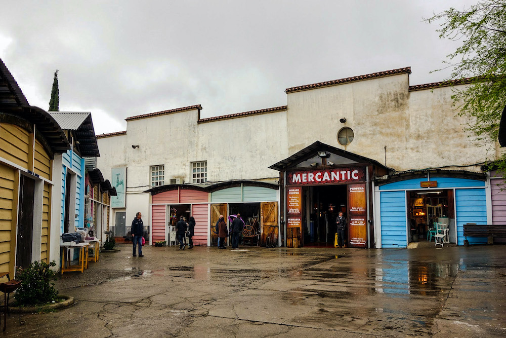 Mercantic-Vintage-Village