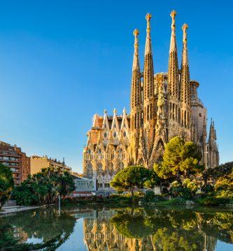 Monumentos de Gaudi en Barcelona